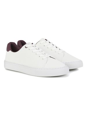 Tory Sport reflective leather sneakers