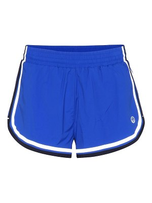Tory Sport side-striped shorts