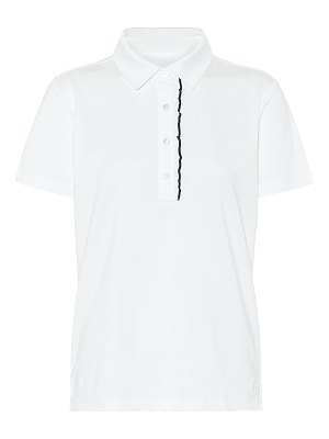 Tory Sport technical-piqué polo shirt