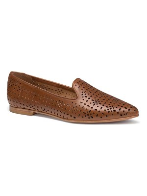 Trask farrah perforated loafer
