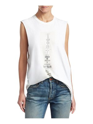 TRE by Natalie Ratabesi muscle t-shirt