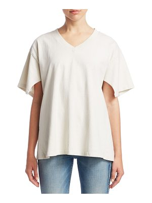 TRE by Natalie Ratabesi open-back cotton tee