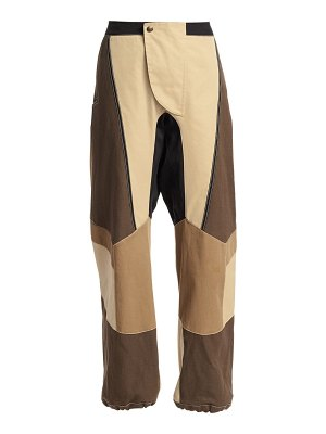 TRE by Natalie Ratabesi the hera patchwork pants