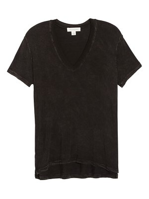 Treasure & Bond mineral wash v-neck t-shirt
