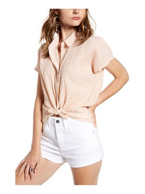 Treasure & Bond oversize dolman sleeve top