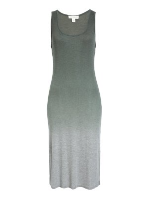 Treasure & Bond sleeveless dip dye tank dress