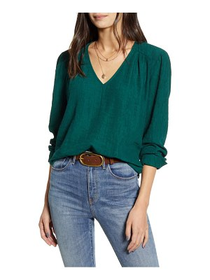 Treasure & Bond v-neck top