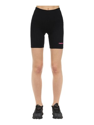 TRES RASCHE Rasche cotton blend bike shorts