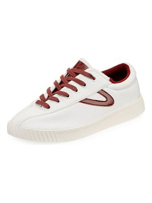 Tretorn Lace-Up Lite Sneakers