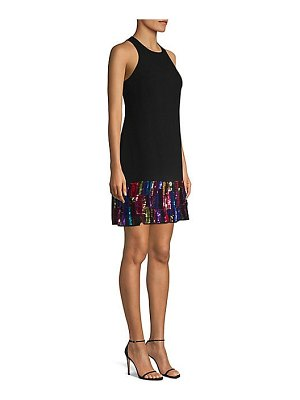Trina Turk cocktail soiree sequined dress