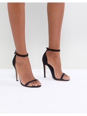 Truffle Collection Barely There Heel Sandal