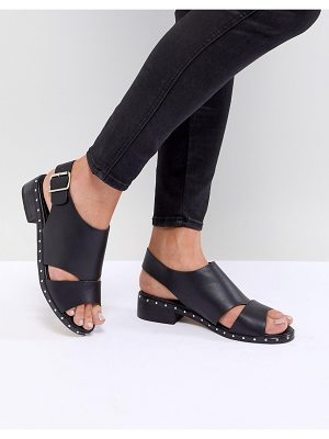 Truffle Collection faux leather sandal