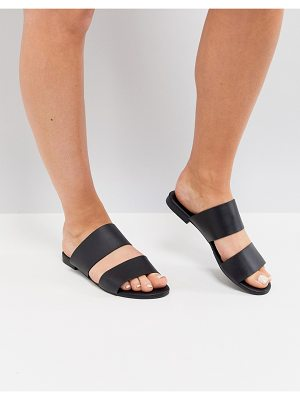 Truffle Collection Mule Flat Sandal