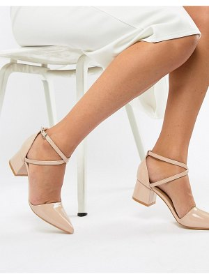 Truffle Collection pointed mid heels