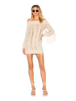 Tularosa Selena Sweater Dress