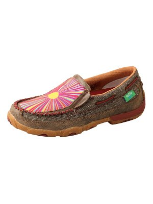TWISTED X slip-on driving moccasin