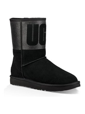 UGG ugg sparkle classic bootie