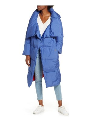 UGG ugg catherina water resistant hooded puffer coat