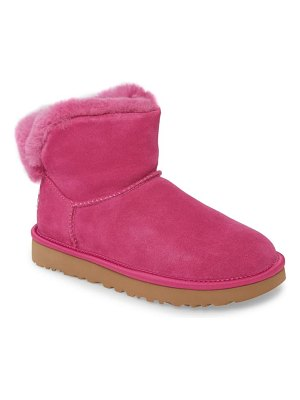 UGG ugg classic bling mini bootie