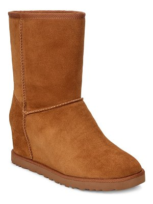 UGG ugg classic femme wedge bootie