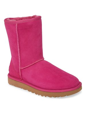 UGG ugg classic ii genuine shearling lined short boot