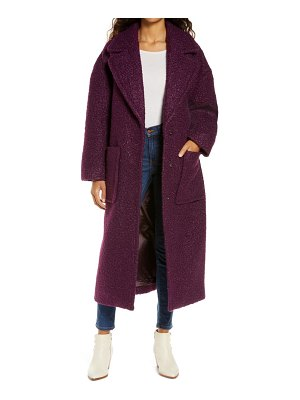 UGG ugg hattie long faux fur coat
