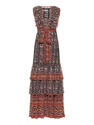 Ulla Johnson adelina fil coupé maxi dress