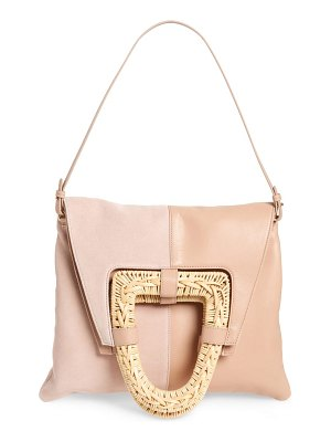 Ulla Johnson caletha leather convertible satchel
