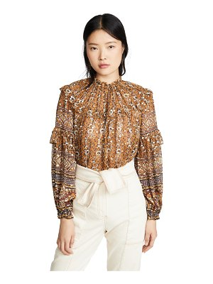 Ulla Johnson eleni blouse