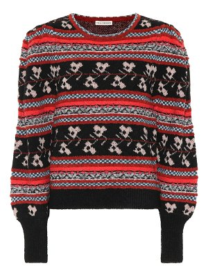 Ulla Johnson nona wool-blend sweater