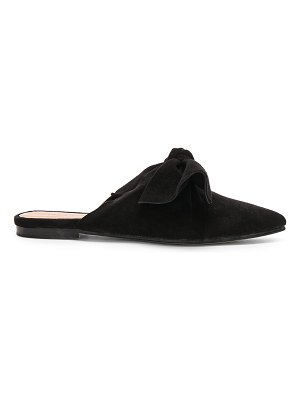 Ulla Johnson Suede Perry Slides