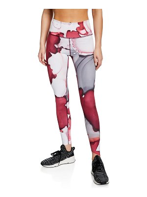Under Armour Breathelux Printed Performance Leggings