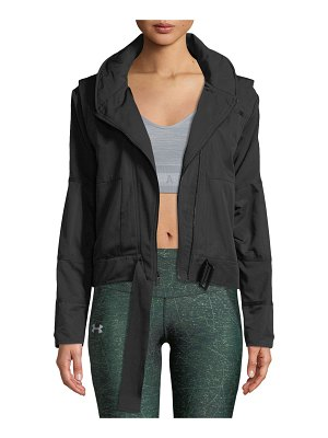 Under Armour Generation Woven Hooded Active Jacket