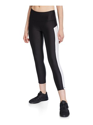 Under Armour HeatGear Armour Ankle Crop Branded Leggings