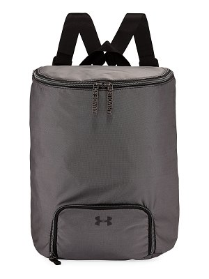 Under Armour Midi Zip-Top Water-Resistant Backpack