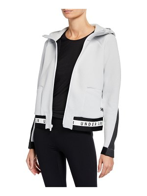 Under Armour Move Hooded Mesh Performance Jacket