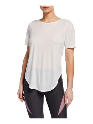 Under Armour Perpetual Open-Back Active Tee