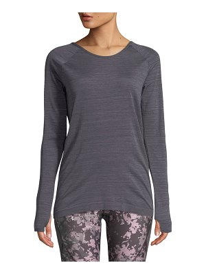Under Armour Seamless Spacedye Long-Sleeve Activewear Top
