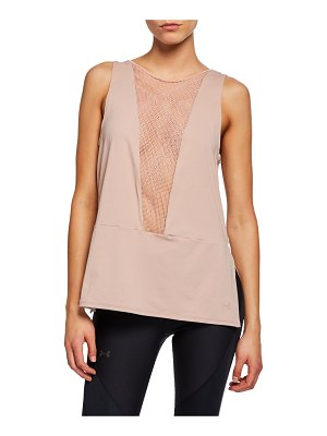 Under Armour x Misty Copeland Signature Embroidered Performance Tank