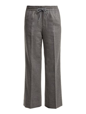 Undercover straight leg cashmere trousers