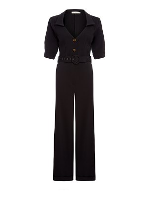 USISI SISTER gillian belted jumpsuit