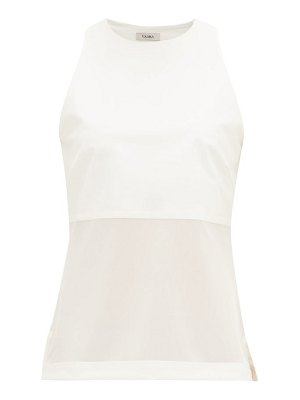 Vaara bettina racerback tank top