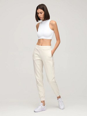 Vaara Una true knit crop top