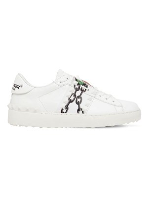 Valentino 20mm untitled undercover leather sneaker