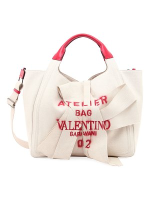 Valentino Atelier Bow 02 Edition Tote Bag