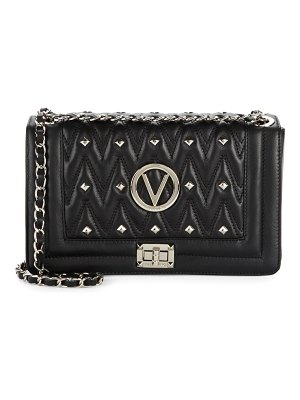 Valentino by Mario Valentino Aliced Studded Leather Shoulder Bag