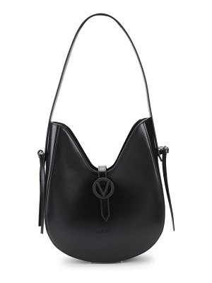 Valentino by Mario Valentino Anny Leather Shoulder Bag