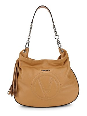 Valentino by Mario Valentino Medium Slouchy Suede Shoulder Bag