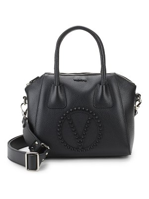 Valentino by Mario Valentino Minmi Rockstud Leather Satchel