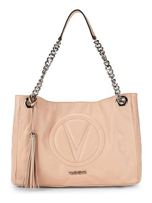 Valentino by Mario Valentino Verra Leather Shoulder Bag